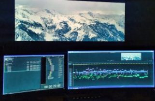 6 Below – the first 6K natively-edited feature film