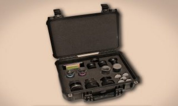 HDSLRShooter at NAB 2013:  Lensbaby Movie Maker's Kit