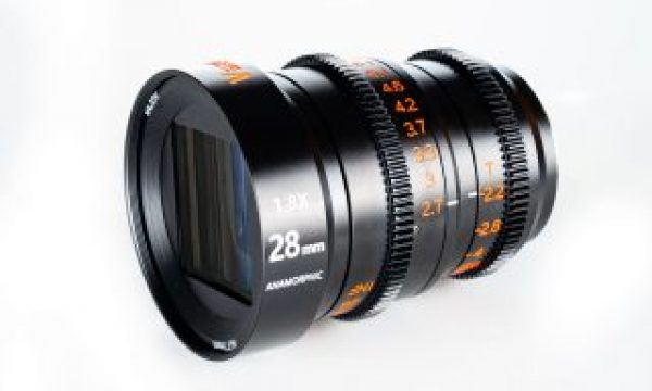 Vazen announced 28mm T2.2 1.8x Anamorphic lens
