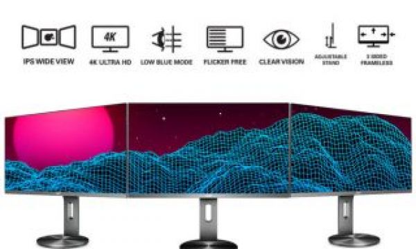 AOC U2790PQU: a new 4K UHD monitor for video editors on a budget