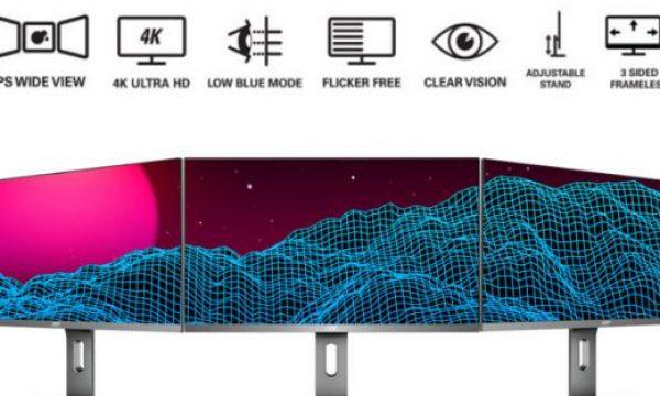 AOC U2790PQU: a new 4K UHD monitor for video editors on a budget
