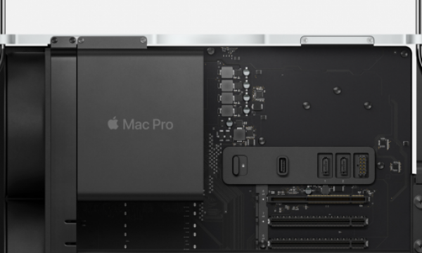 Unboxing the tech of the new Mac Pro