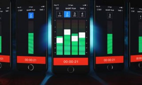 AirLinc for iOS goes multi-channel/multi-mic