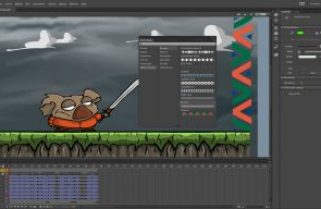 Get up and running with Adobe Animate—Flash reborn