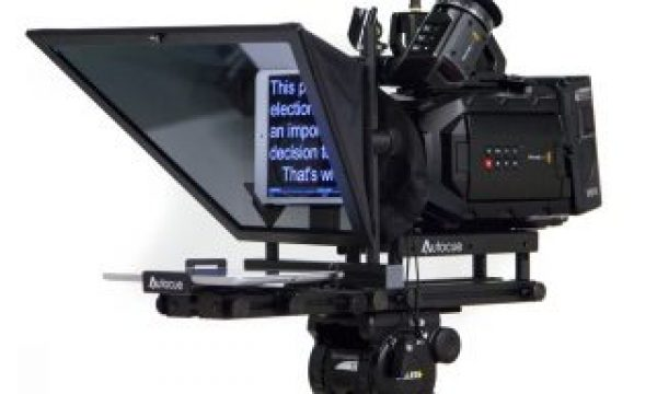 Autocue iPad Teleprompter Review
