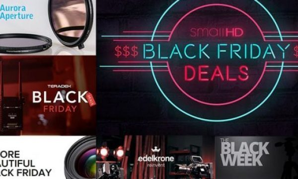 PVC's Black Friday 2019 best deals: Black Friday on the horizon