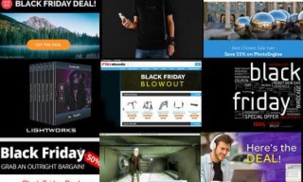 PVC's 2017 Black Friday deals: Day Five