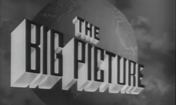 "The US Army's Syndicated Television Program ""The Big Picture"""