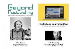Hindenburg Journalist Pro, the multitrack editor made for audio storytellers