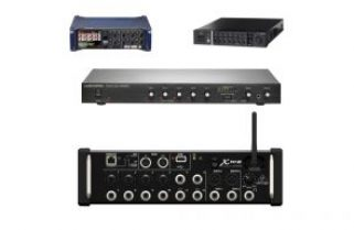 4 automatic audio mixers ≤US$1000 cure bleed/spill/crosstalk