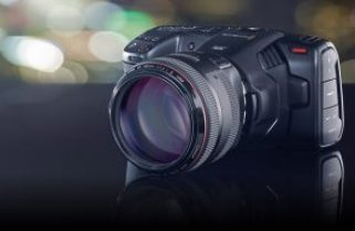 "Blackmagic: new US$2495 ""Pocket"" Cinema Camera 6K + more"