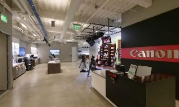 Photo Tour: Canon Burbank