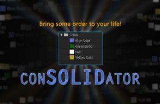conSOLIDator