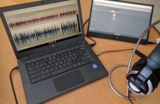 Chromebook/ChromeOS audio production: a maturing platform
