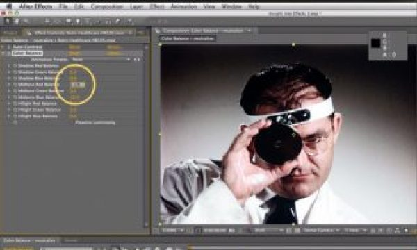 After Effects Classic Course: Color Balance 1 – Corrective