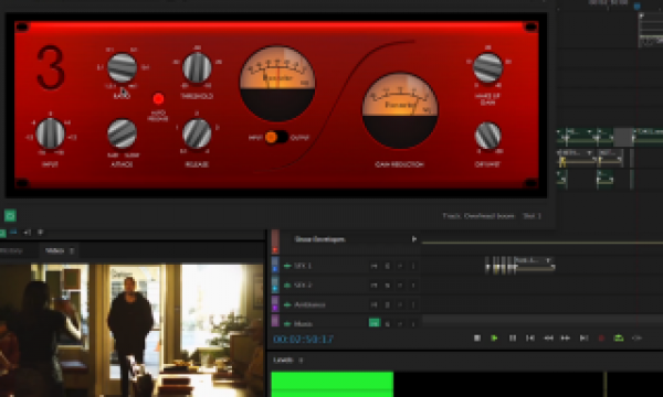 Compression: the editor's secret weapon for taming audio