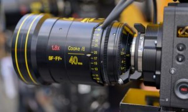 Cine Gear: Cooke Anamorphic/i Full Frame Plus Standard and SF Lenses