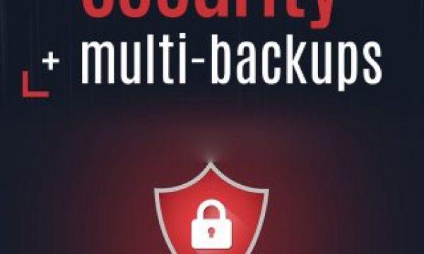WordPress security + multi-backups—free ebook until this Sunday