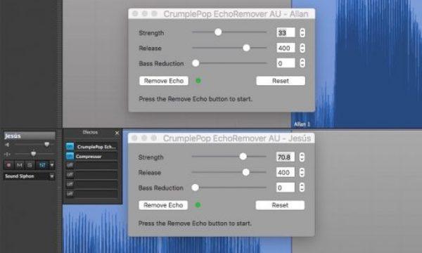 Review: CrumplePop EchoRemover plugin