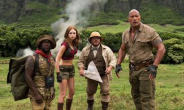 ART OF THE CUT on editing JUMANJI: Welcome to the Jungle
