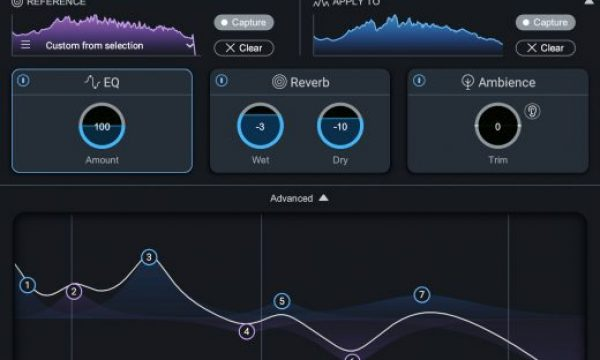 Review: iZotope Dialogue Match