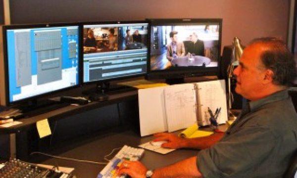 Manhattan Edit Workshop Artist in Residence spotlight on editor Jeffrey Wolf