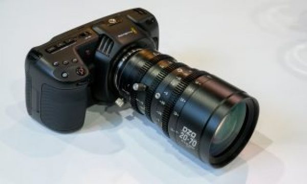 The DZO 20-70mm T3.1 MFT Cinema- Style Zoom Lens