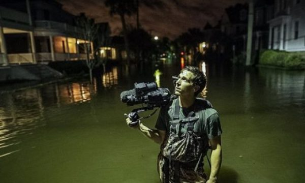 Danny Schmidt, an environmental cinematographer by chance