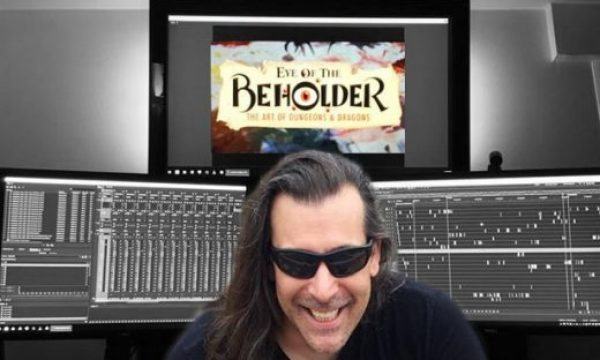 Seth C. Polansky on cleaning 120 hours of sound in Eye of the Beholder