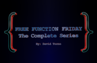 Free Function Friday Complete Series