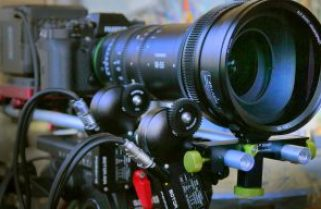 Fujinon's MK lenses paired with SLR Magic's Anamorphot bring widescreen magic to low budget filmmaking