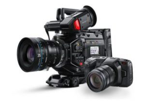 The URSA Mini 4.6K Pro G2 and BMPCC4K: A One Two Punch