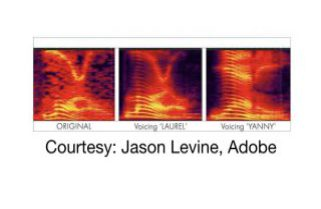Forensic audio: Jason Levine of Adobe demonstrates with Audition