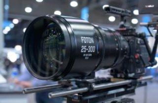 NAB 2019: Foton Optics M1 25-300mm T2.8 Cine Zoom Lens