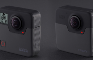 First Look: GoPro Fusion 360 Cam & Software