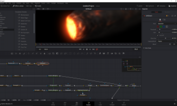 Learn the Fusion page in Resolve: in 20 minutes