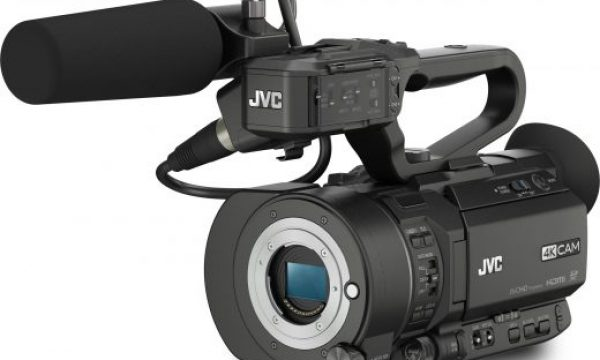 JVC GY-LS300 adds 4:2:2 internal 4K recording