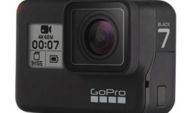 GoPro HERO7 Black Hands-on Review