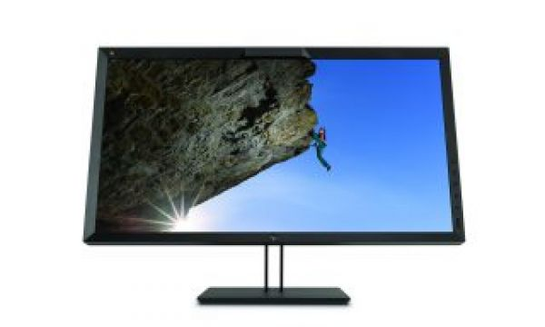 """HP adds 31-inch 4K DreamColor and improves 24-inch """"little brother"""""""