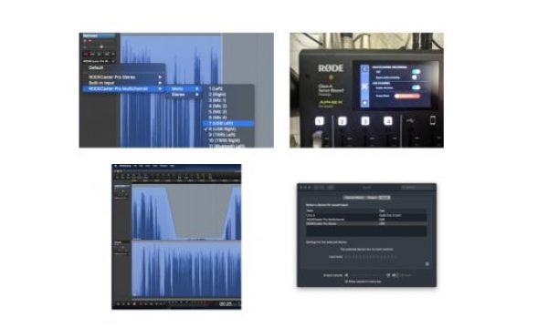 Integrating Cleanfeed, Hindenburg & RØDECaster Pro
