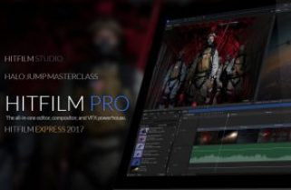 Getting Started with HitFilm Pro – Lesson 1 – Welcome
