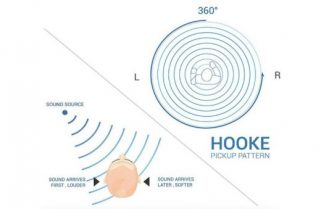 Record 3D binaural audio with Hooke Verse hardware and software, for Android, iOS + more
