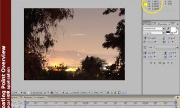 After Effects Classic Course: Hot Looks from Floating Point