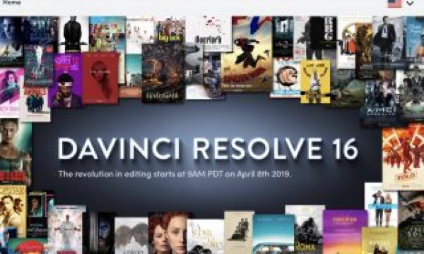 Stay tuned for DaVinci Resolve 16