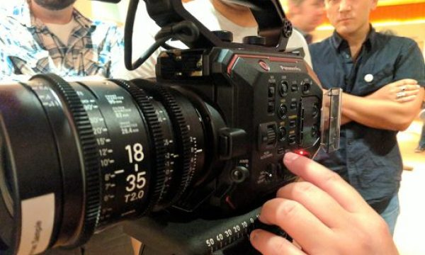 An Exclusive Look at the New EVA-1 from Panasonic