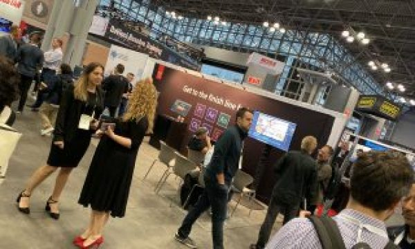 My first time at NAB Show New York