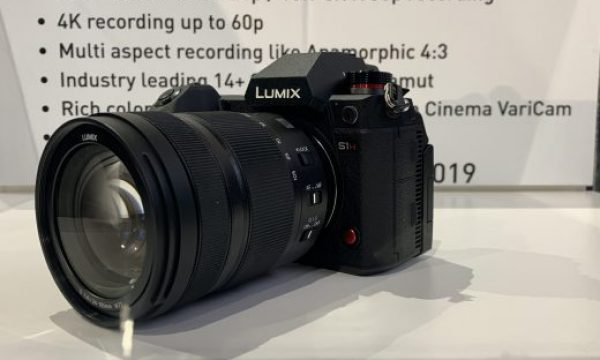 Cine Gear: The Panasonic 6K Full-Frame Lumix S1H
