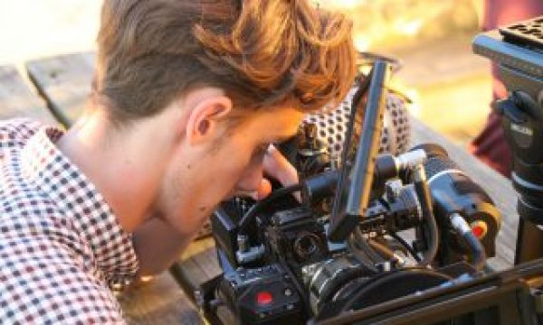Filmmaker Friday featuring Filmmaker Johannes Nannestad