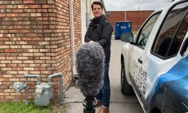 Covering News As A Camera Operator In The Time Of COVID19