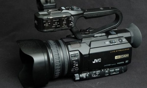 REVIEW: JVC HM250U Camcorder